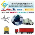 Door to door Air Cargo from Guangzhou to Dubai