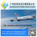 Cheap Air Cargo From Guangzhou/Shenzhen/Shanghai/Ningbo China To Mexico